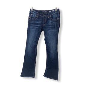 Women's 29x34 miss me boot cut jeans